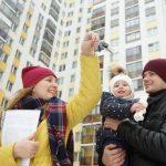 5 молодых семей Раменского получили свидетельства на приобретение жилья