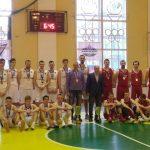 Раменские баскетболисты завершают сезон с бронзовыми и золотыми медалями