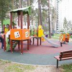 В Раменском г.о. появилось 7 губернаторских детских площадок